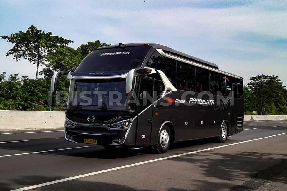 Bus Pariwisata City Trans Utama
