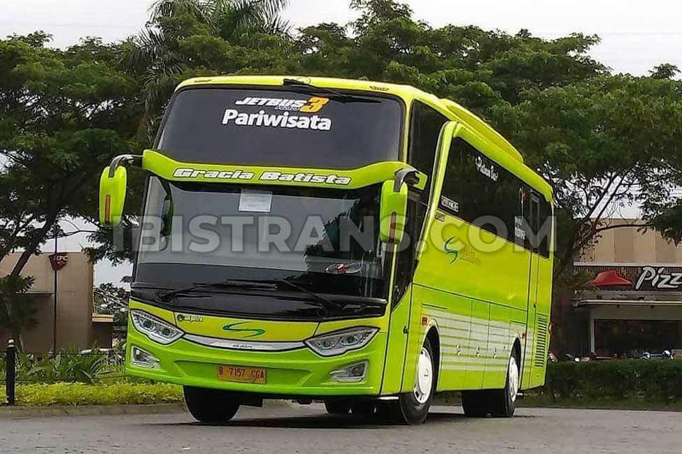 Sewa Bus Pariwisata Shelota Harga Murah Armada Terkini