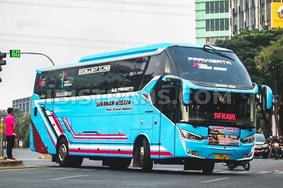 ibistrans.com foto bus pariwisata jakarta sekawan wisata