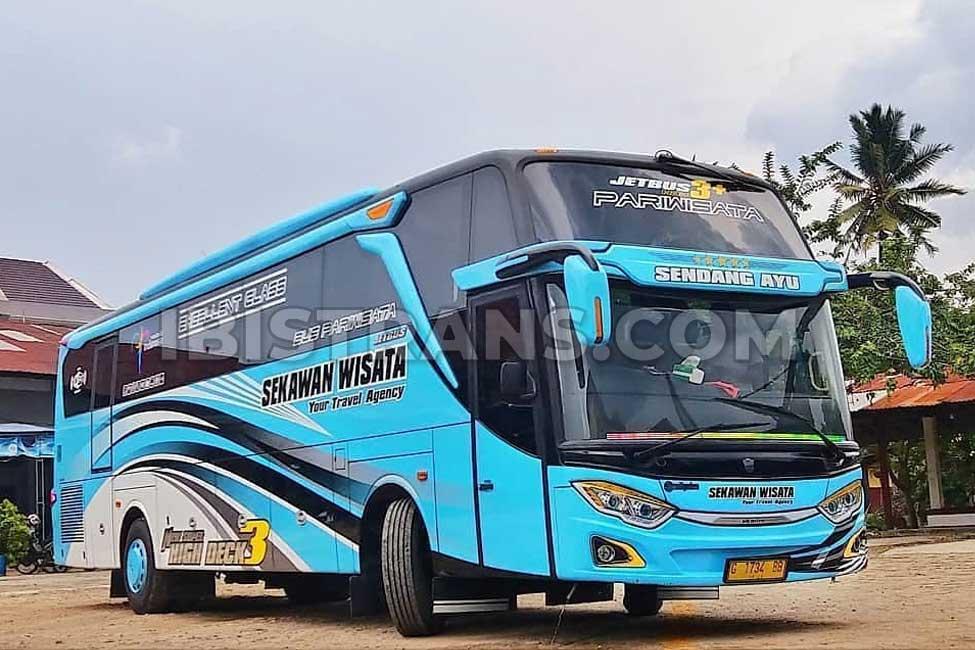 ibistrans.com foto sewa bus pariwisata sekawan wisata JETBUS3