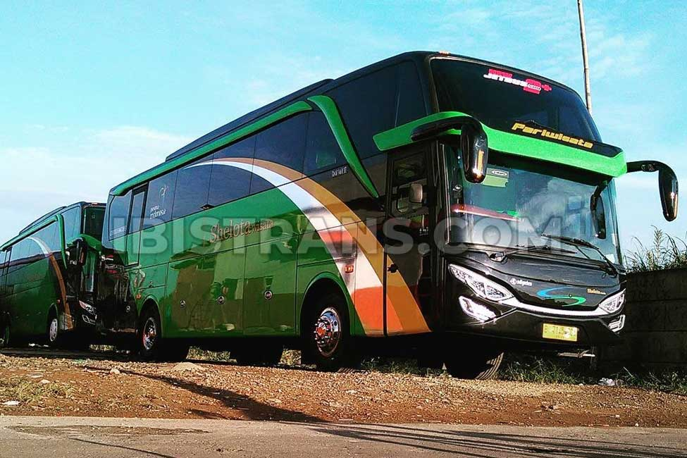 ibistrans.com foto unit bus pariwisata shelota big bus