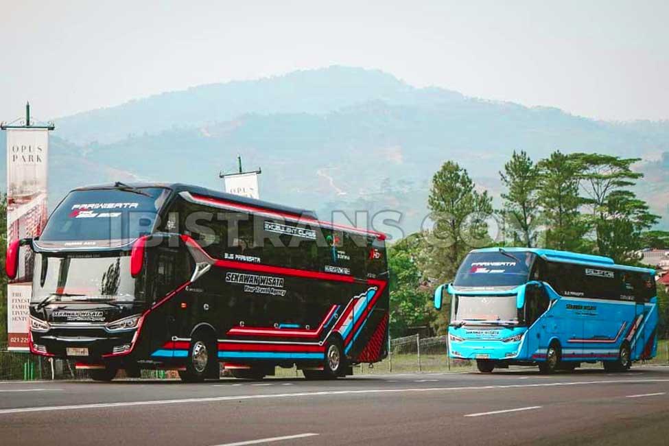 ibistrans.com gambar bus pariwisata sekawan wisata